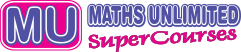 Maths Unlimited Logo