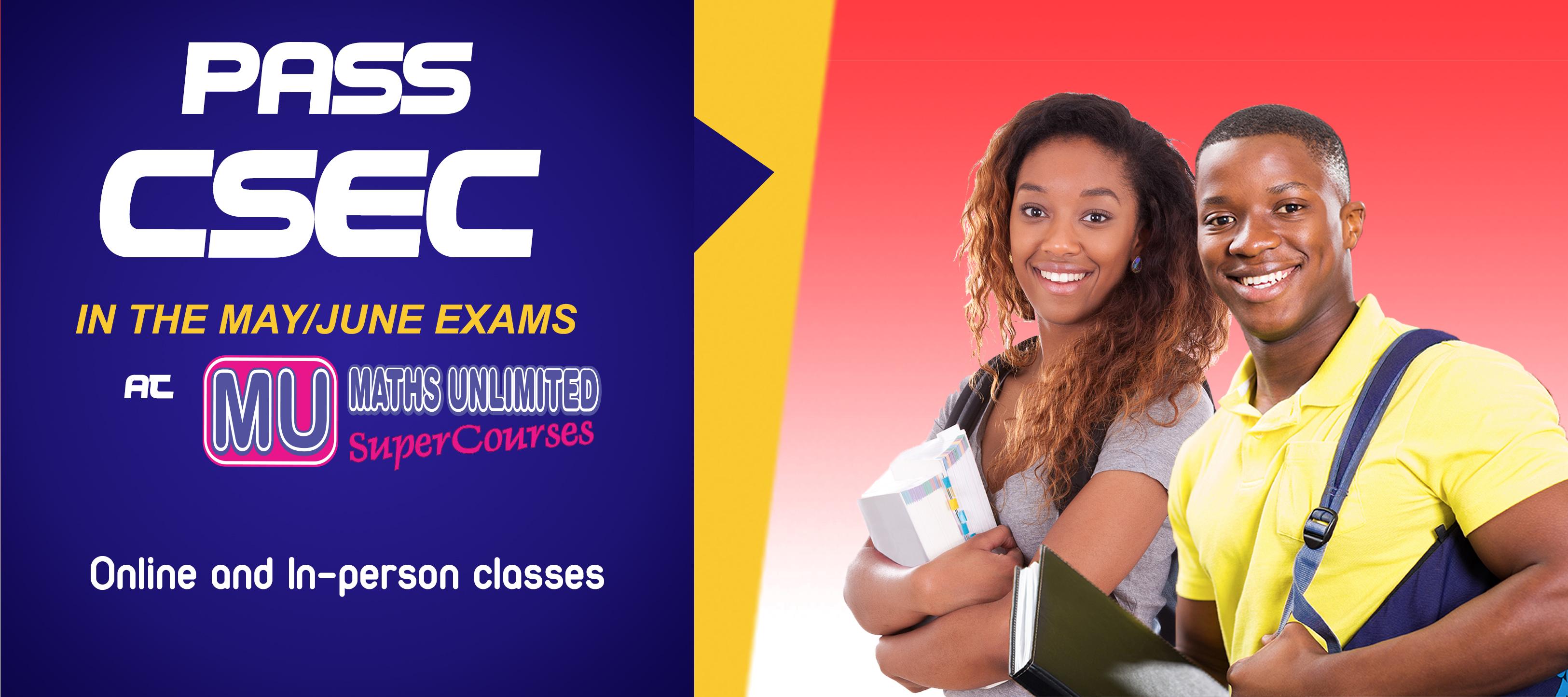 Pass CSEC