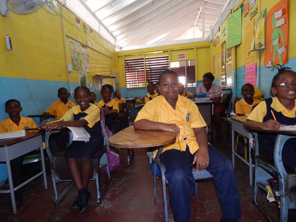 pep students